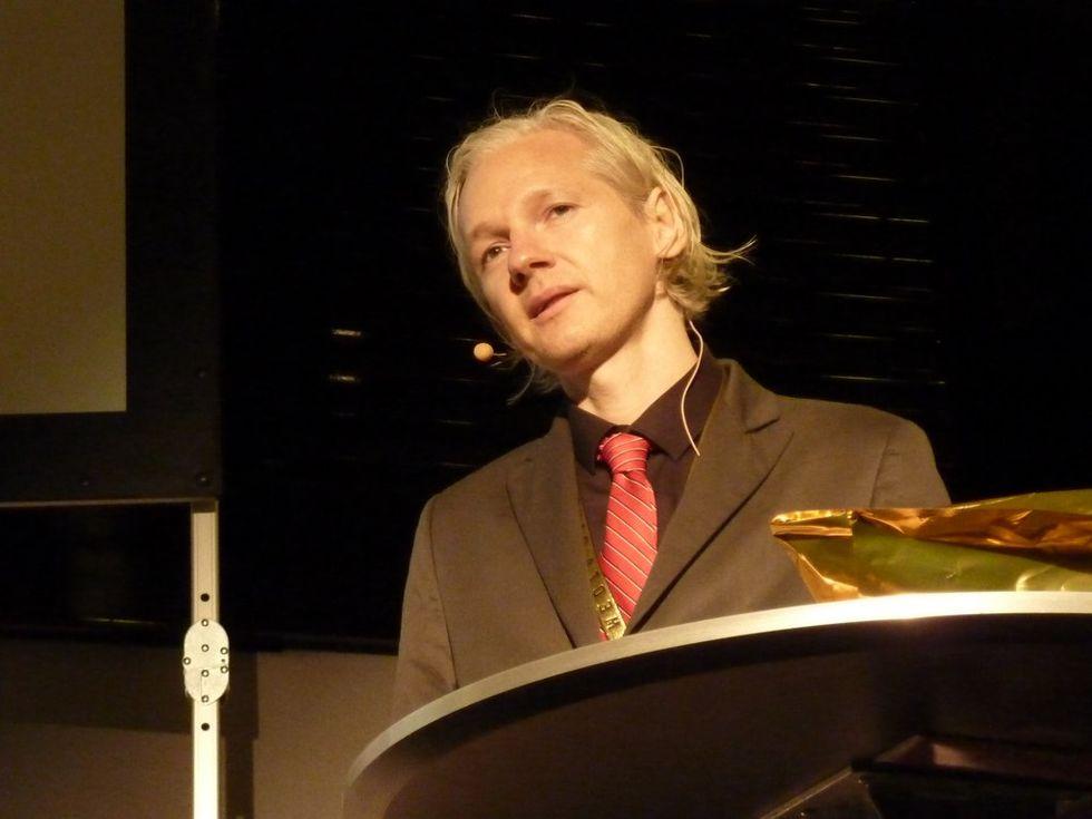 Assanges överklagan avslås av HD