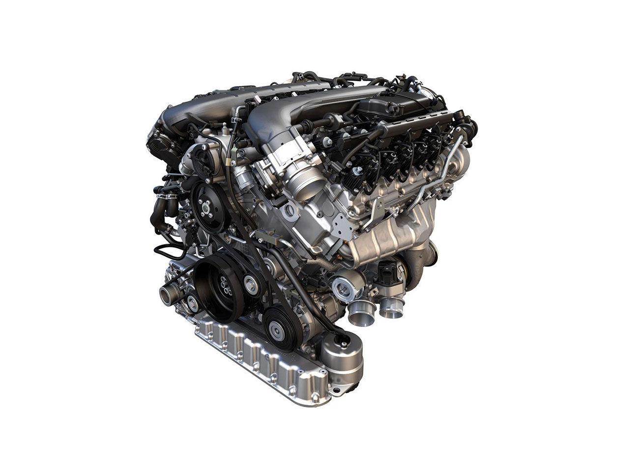 Volkswagen presenterar ny W12-motor