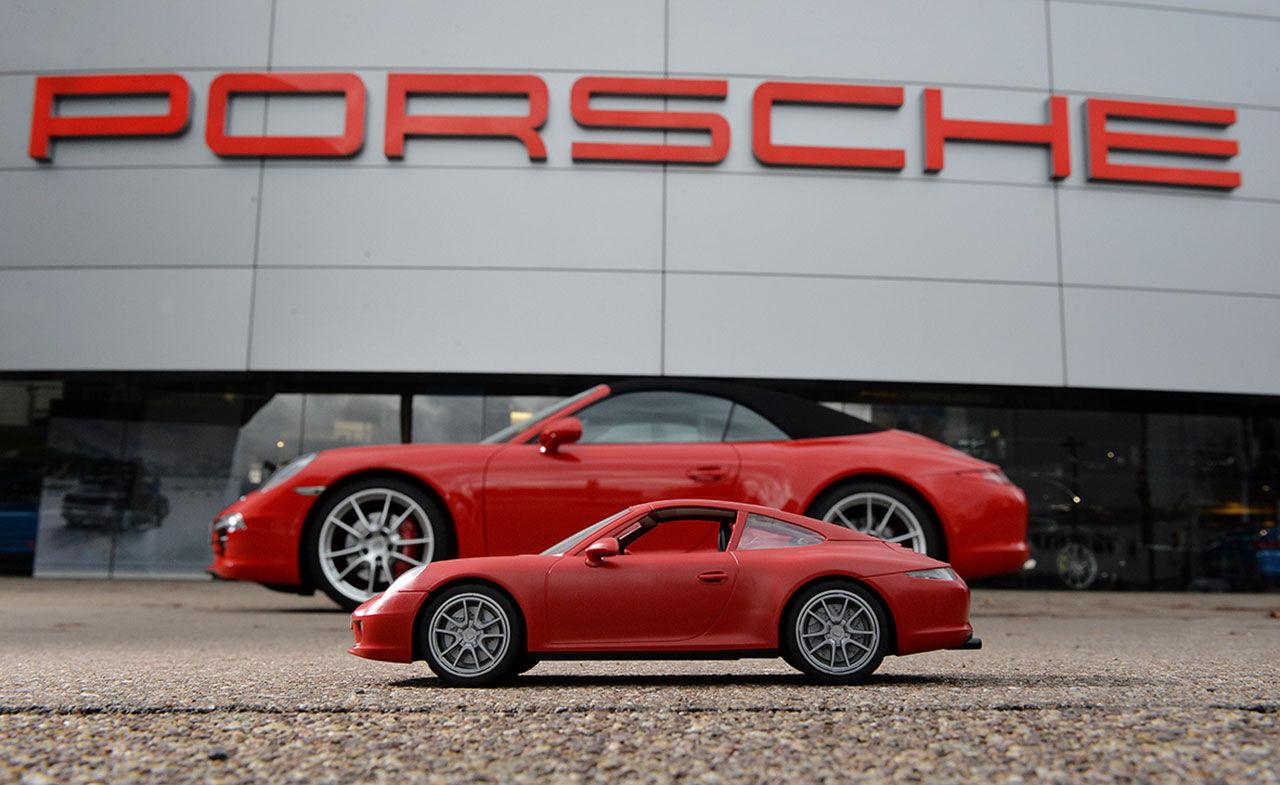 Ny Porsche 911 Carrera S för 529 kronor