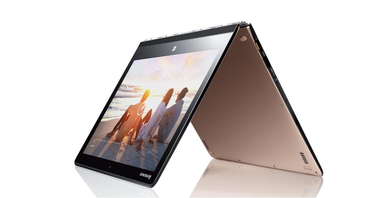 Yoga 3 Pro är smalare och lättare än föregångaren