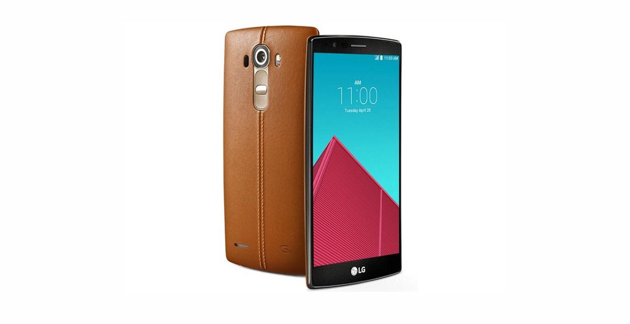 LG G4 släpps första veckan i juni