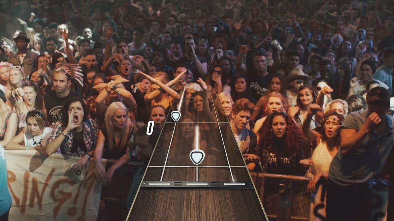 Dessa låtar kommer man kunna spela i Guitar Hero Live