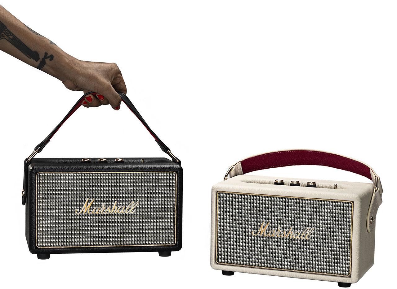 Marshall Headphones släpper trådlösa Kilburn
