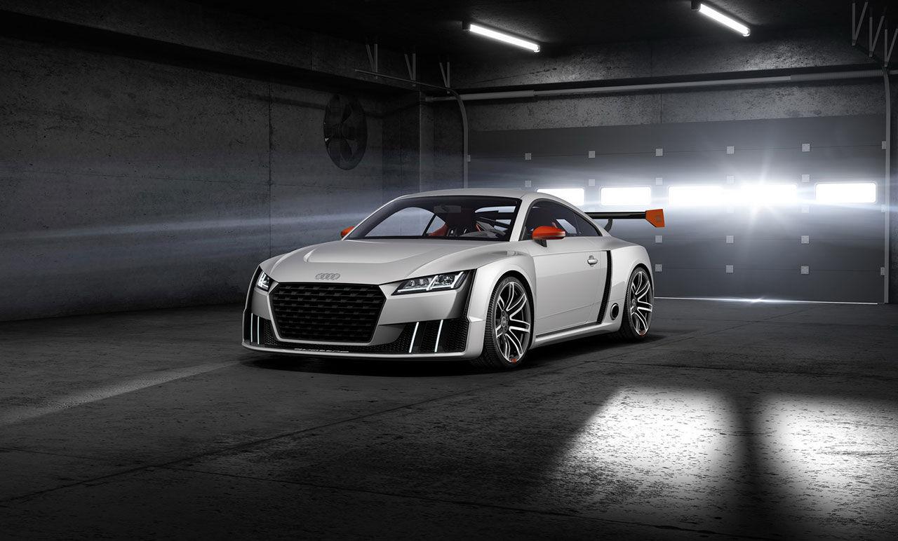 Clubsport-kärra även från Audi