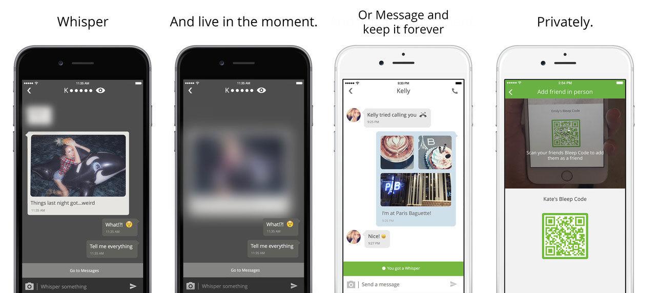 BitTorrent släpper meddelandeappen Bleep till iOS