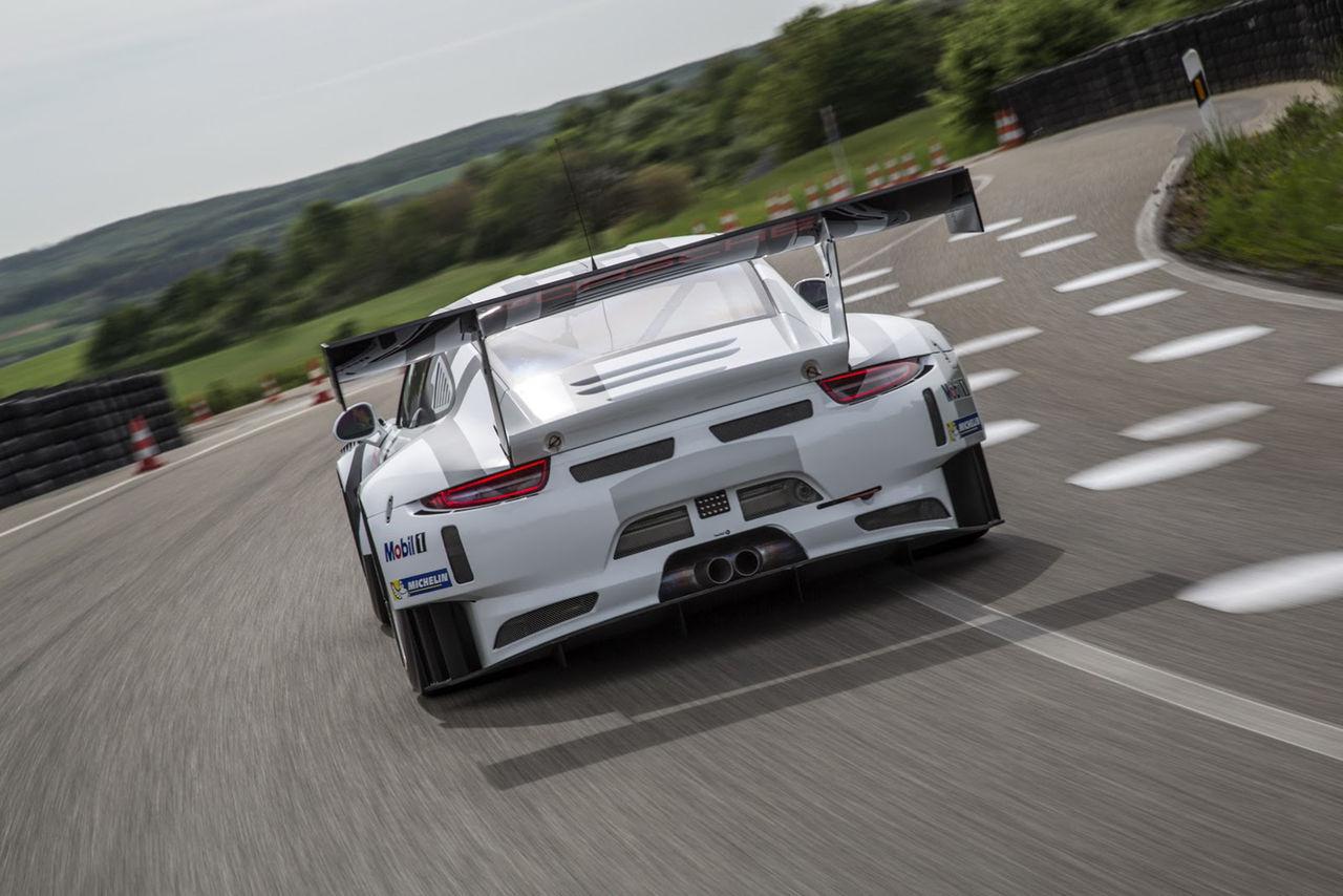 Det här är nya Porsche 911 GT3 R