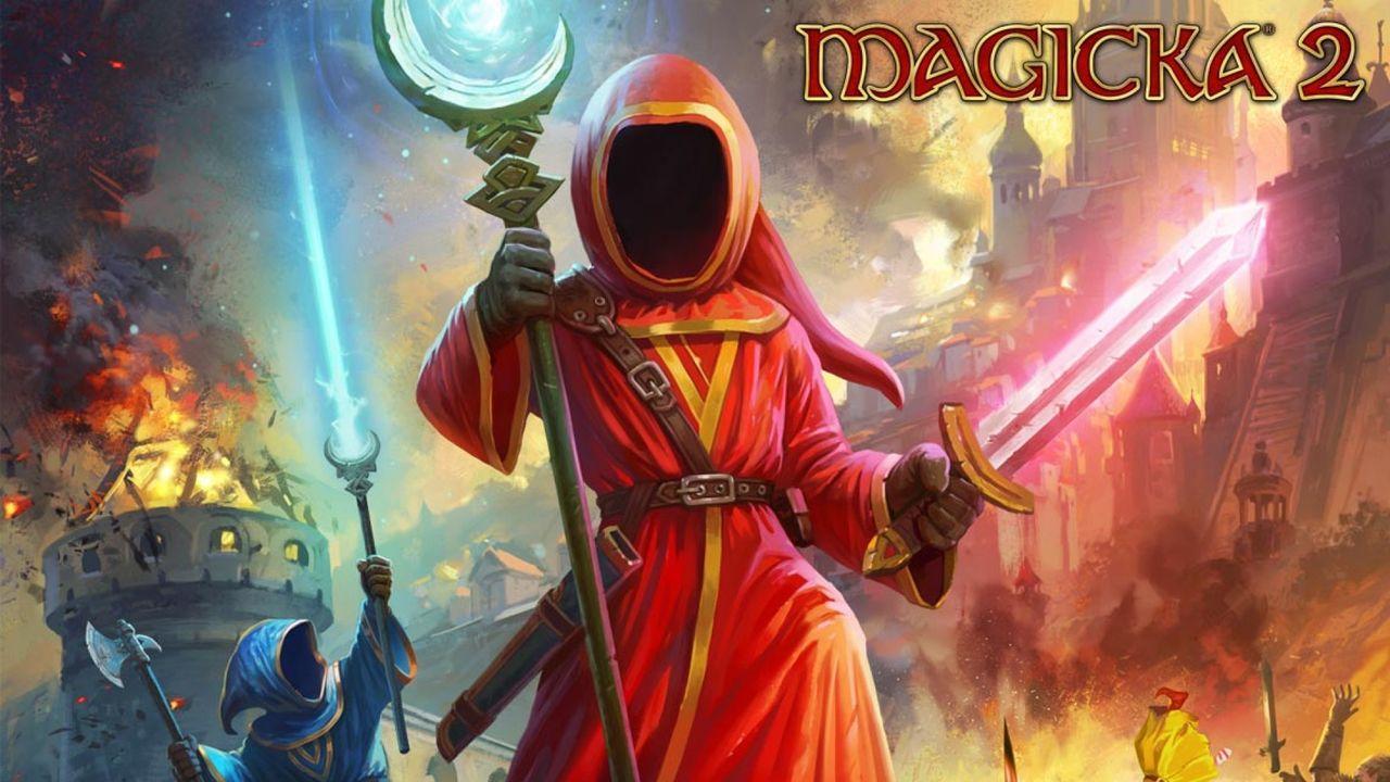 Claimony och Paradox anordnar mästerskap i Magicka 2