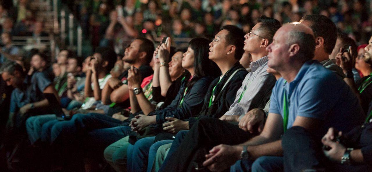 Hålltider för årets E3-konferenser