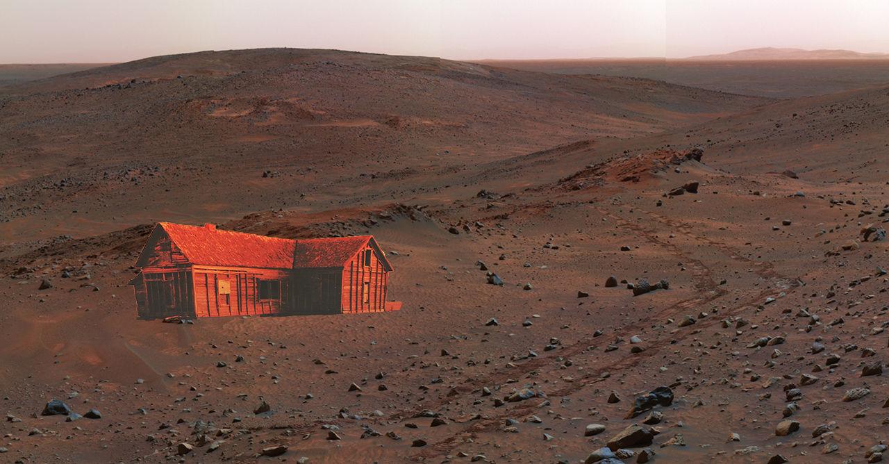 NASA erbjuder 1,1 miljoner dollar för bästa koloniidéerna