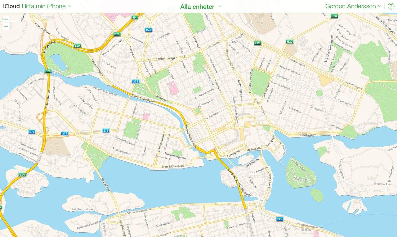 Apple köper upp GPS-företag