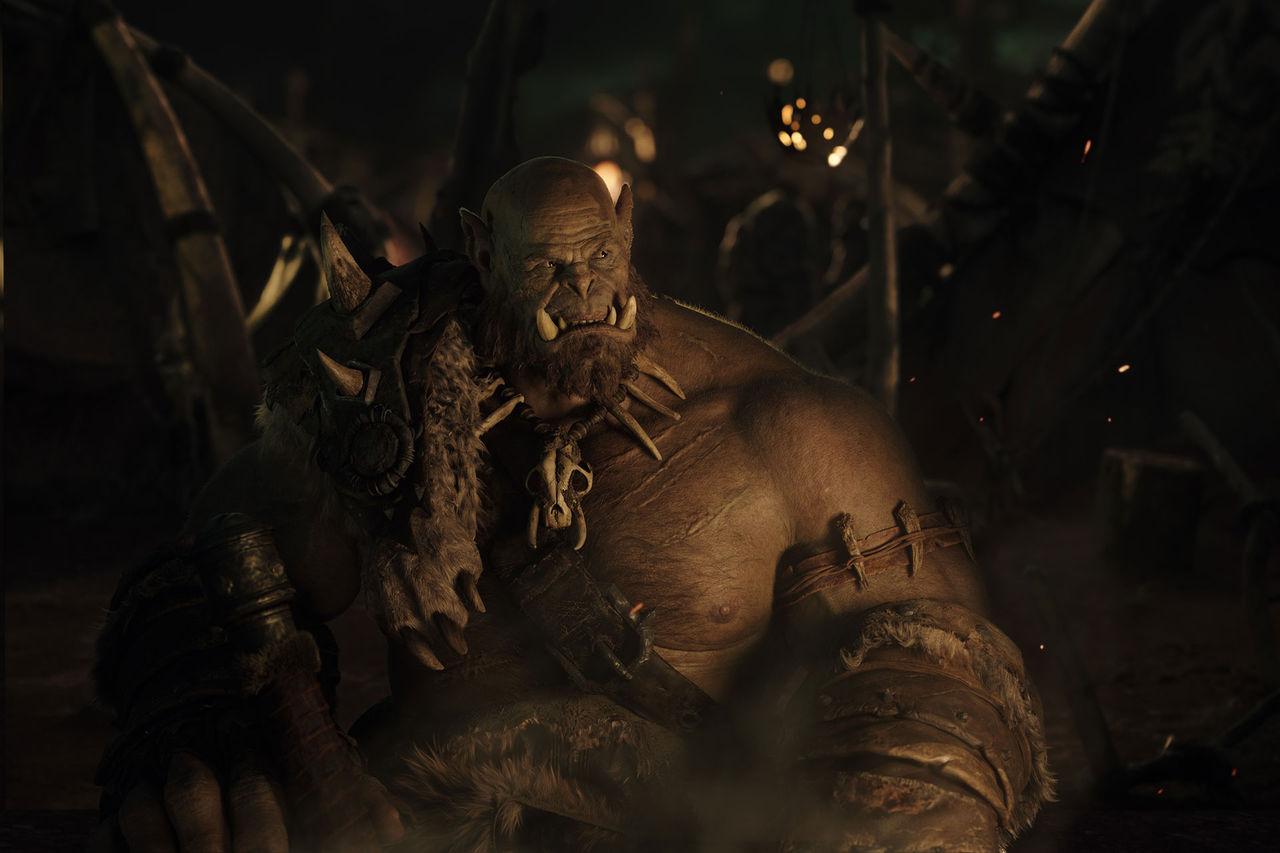 De första bilderna från Warcraftfilmen är släppta