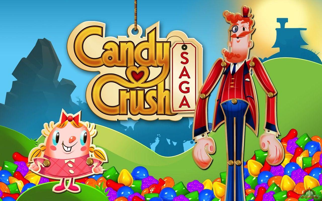 Candy Crush-profil startar eget