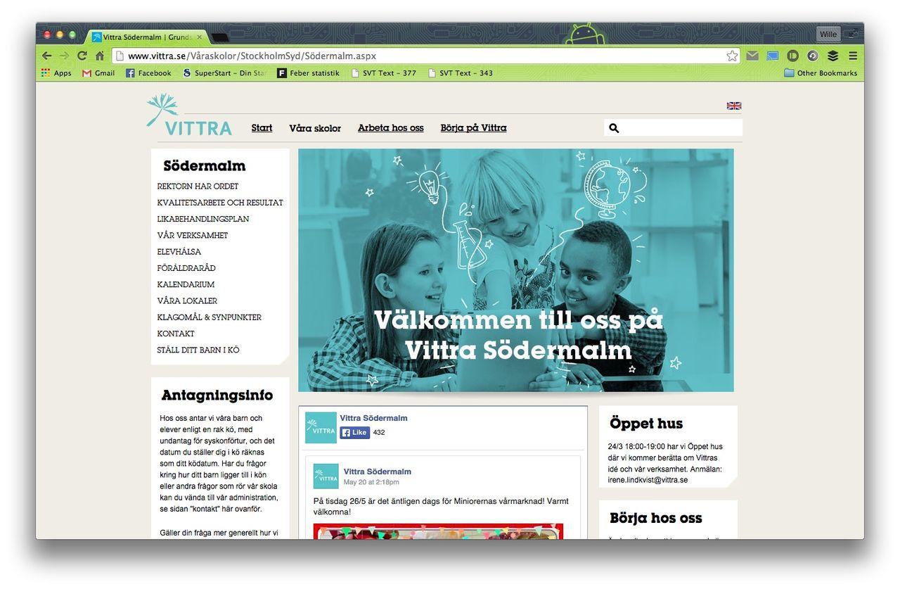 Programmeringsfritids startat i Stockholm