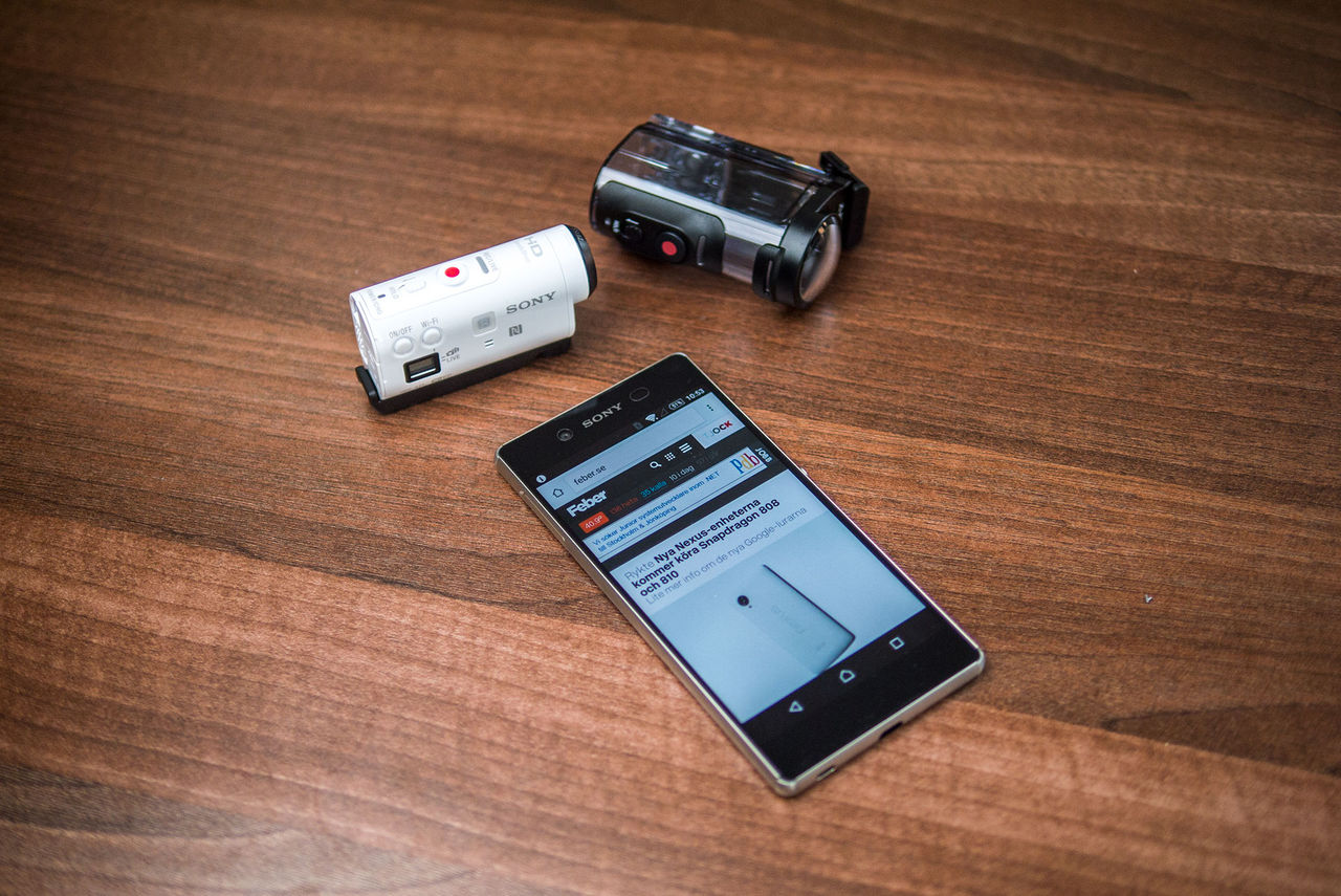 Sony lanserar Xperia Z3+