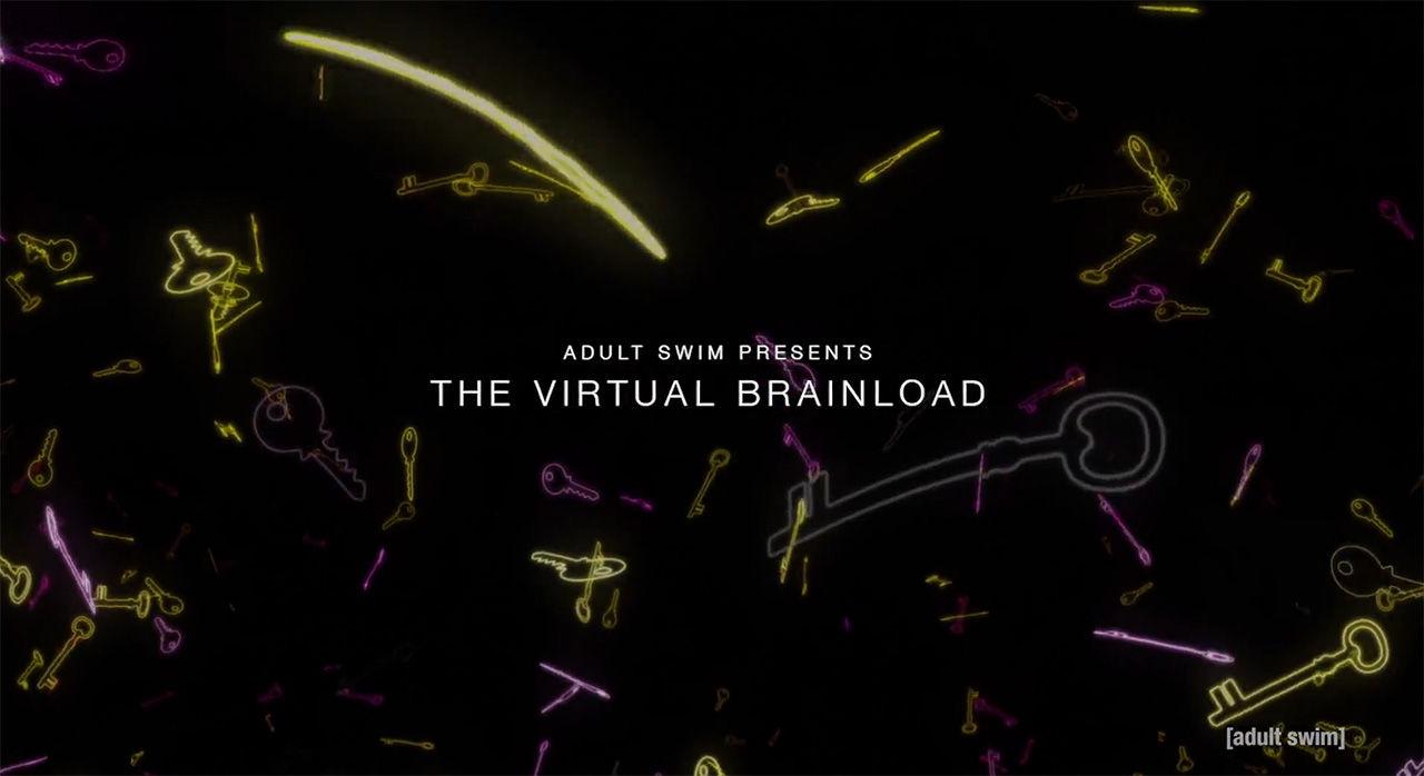 Adult Swim släpper VR-appen Virtual Brainload till Android