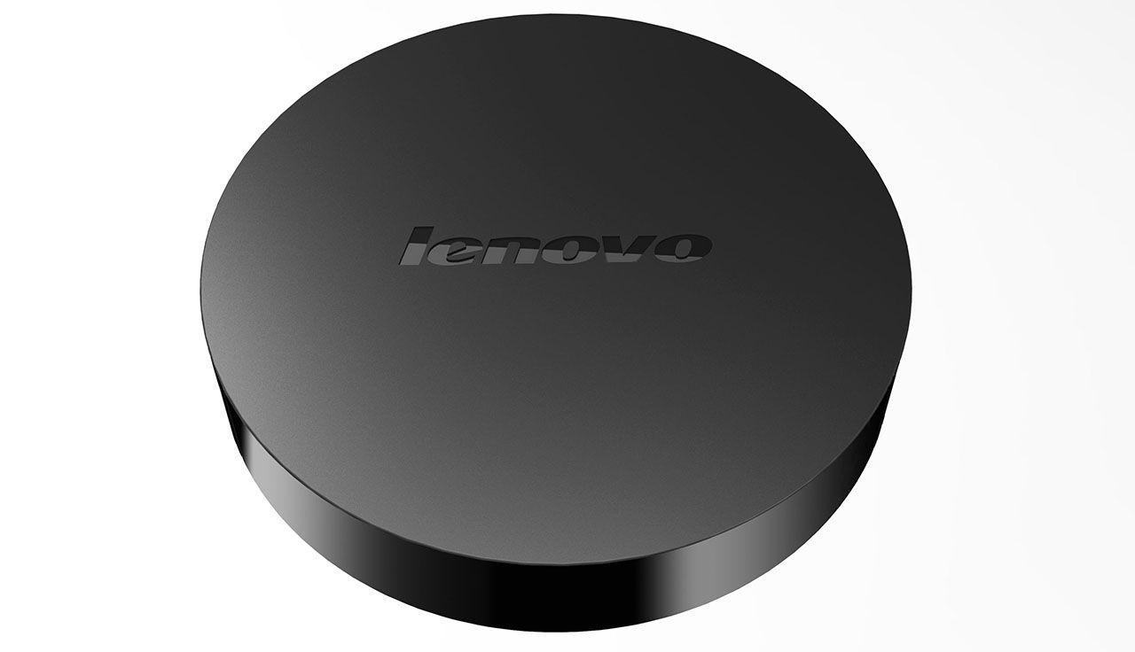 Lenovo släpper streamingpucken Cast
