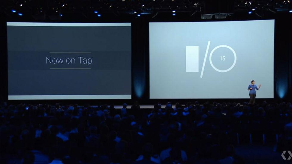 Nya funktioner i Google Now kommer med Android M