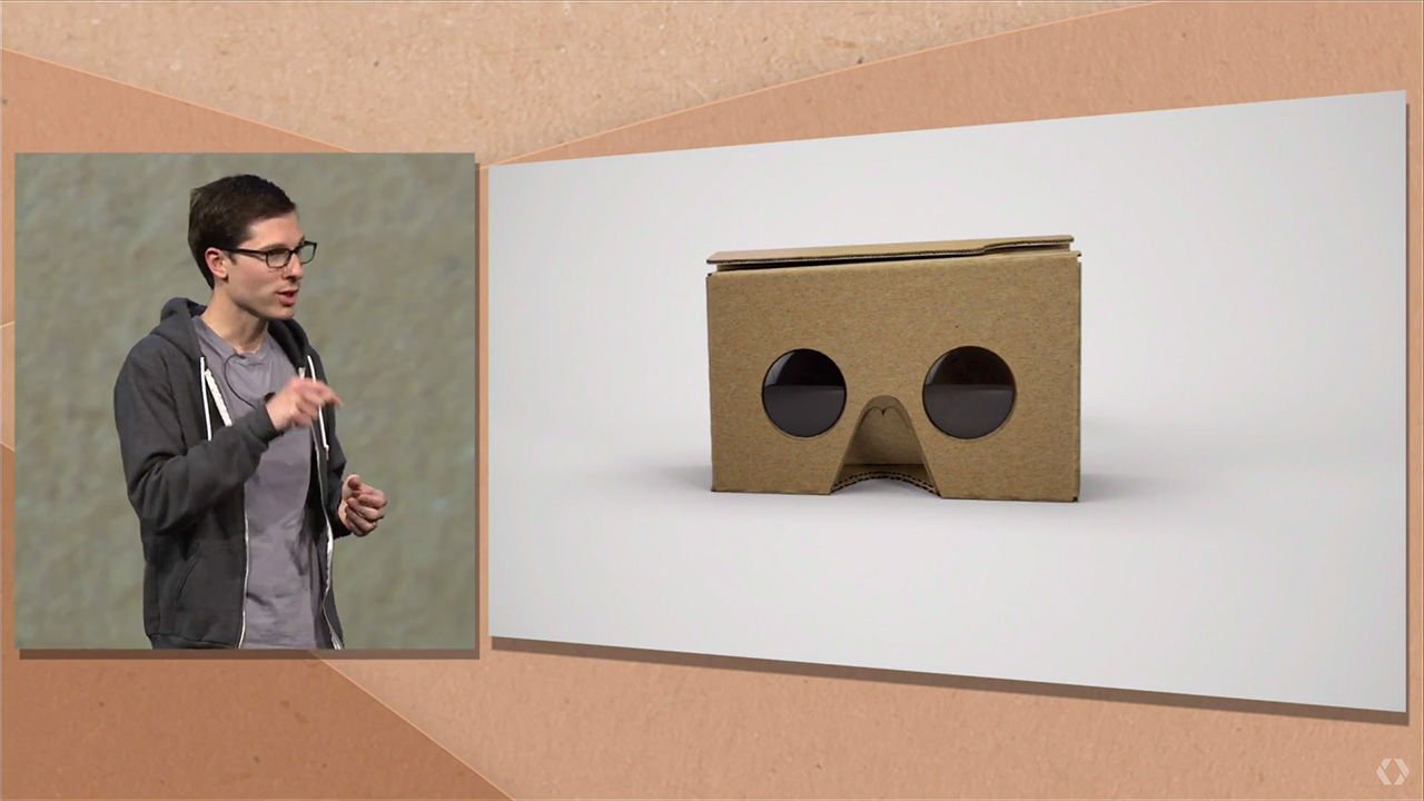 Google släpper ny Cardboard