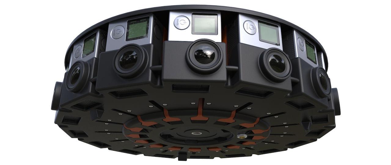 GoPro släpper kamerarigg för 360-gradersfilmer