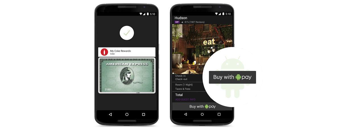 Vad är skillnaden på Google Wallet och Android Pay?