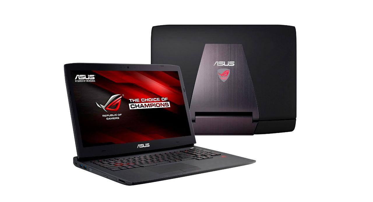 Tre nya bärbara speldatorer på gång från ASUS