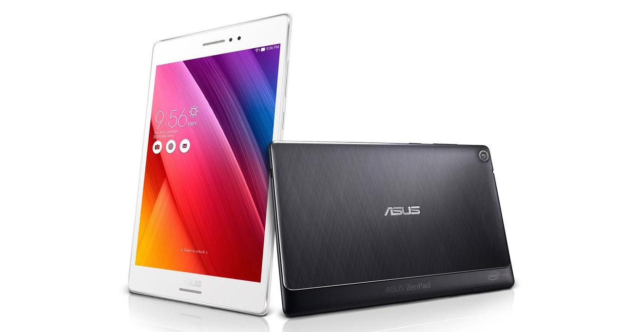 Asus visar upp surfplattan ZenPad S 8.0