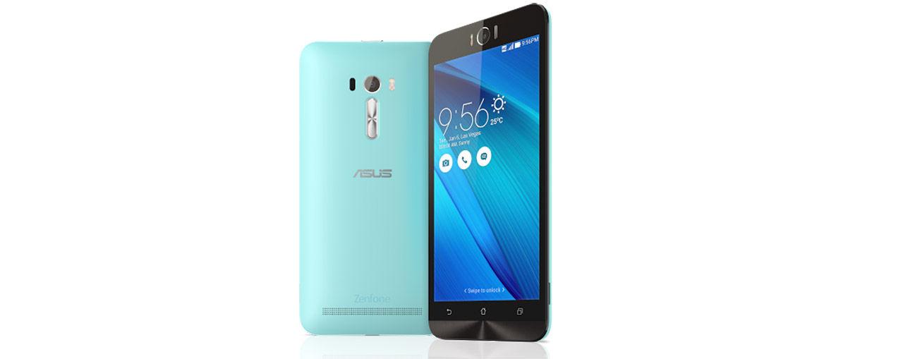 Asus visar upp selfietelefonen ZenPhone Selfie
