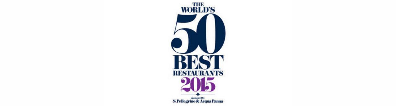 Världens 50 bästa restauranger