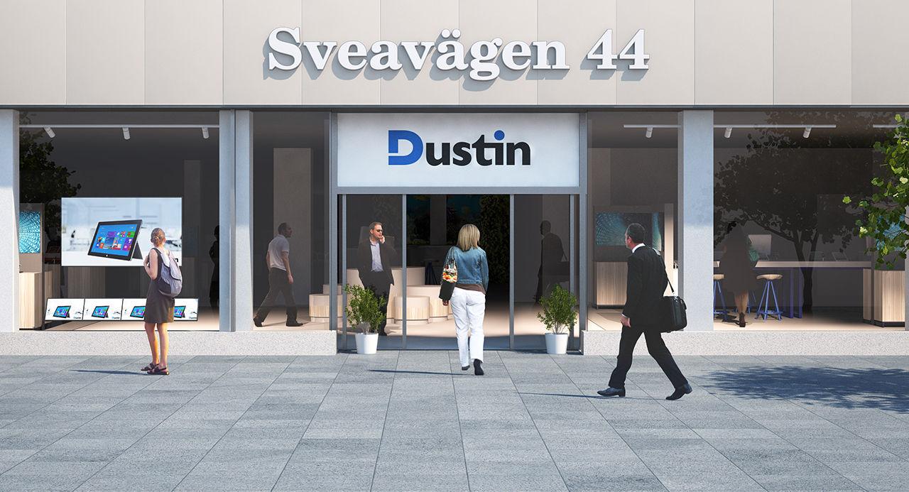 butiker sveavägen stockholm