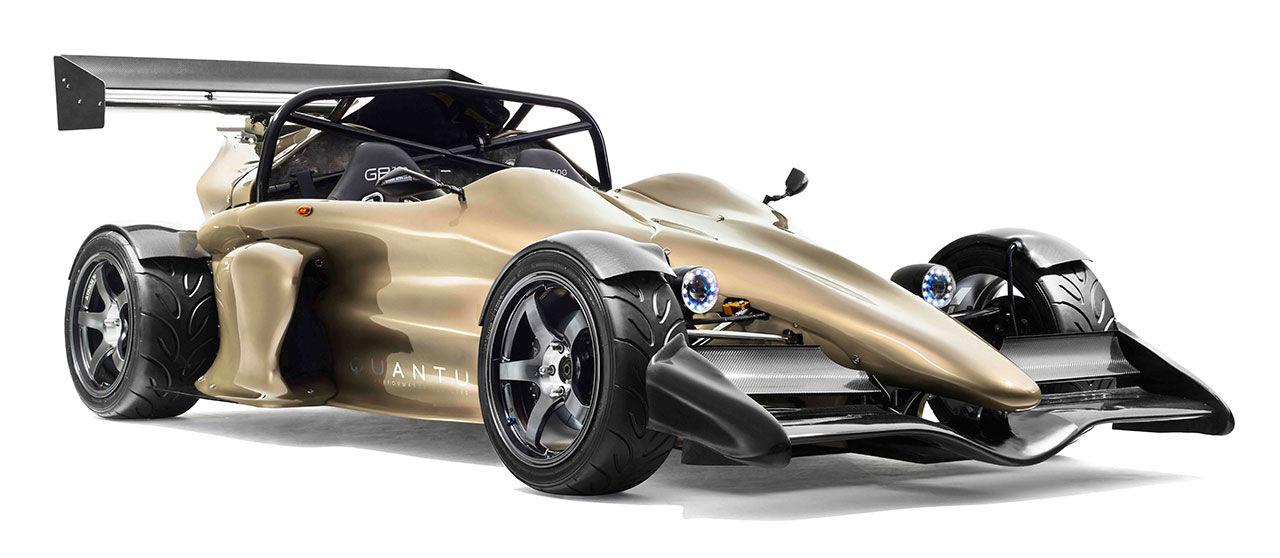 Ny supersnabb sportbil från Australien