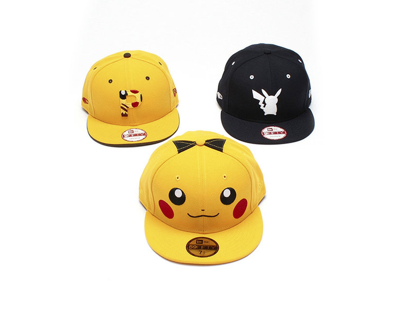 Kepsarna för den som gillar Pokemon