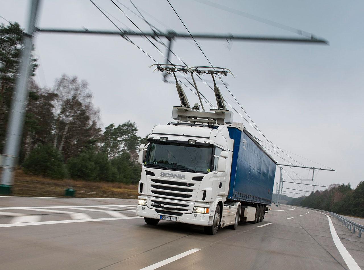 Sverige testar elvägar