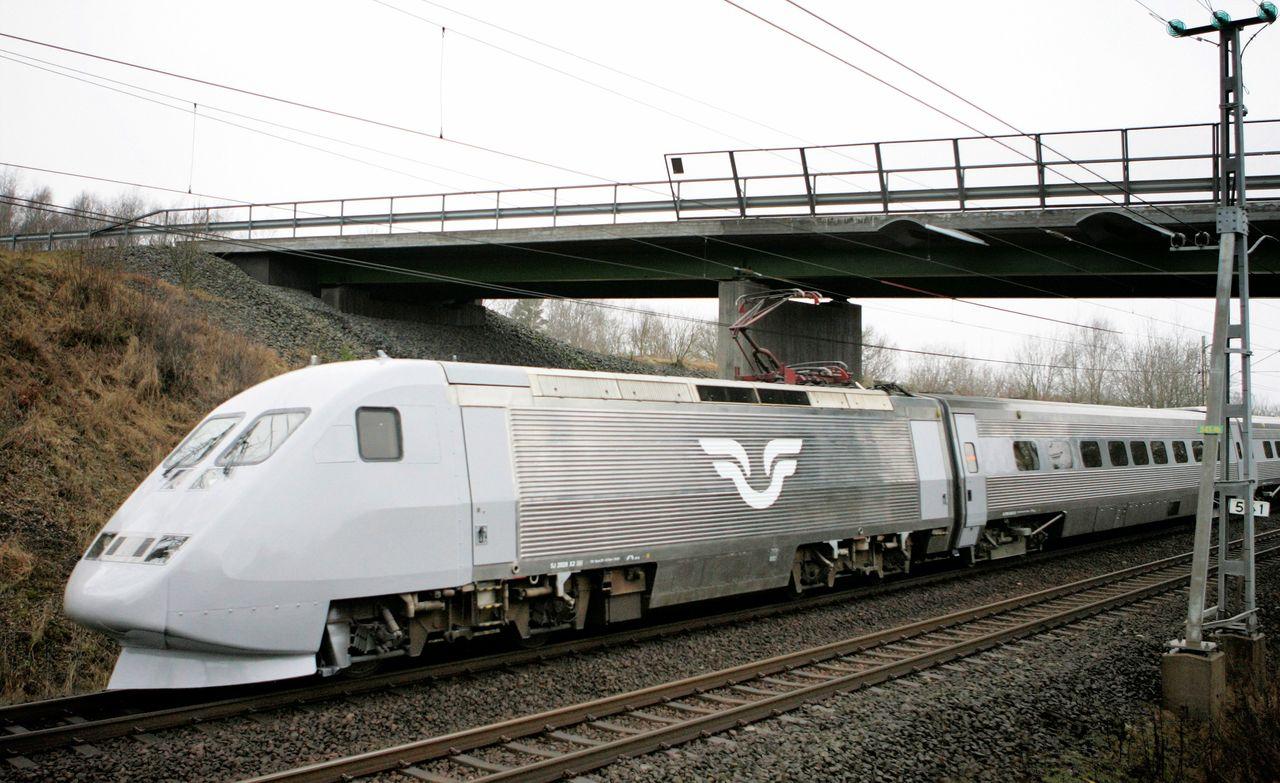 Kovändning om snabbtåg mellan Stockholm och Oslo