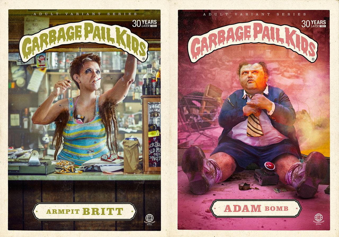Garbage Pail Kids - 30 år senare