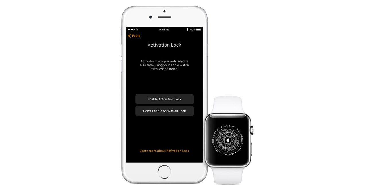 Apple Watch får samma säkerhetslösning som iPhone