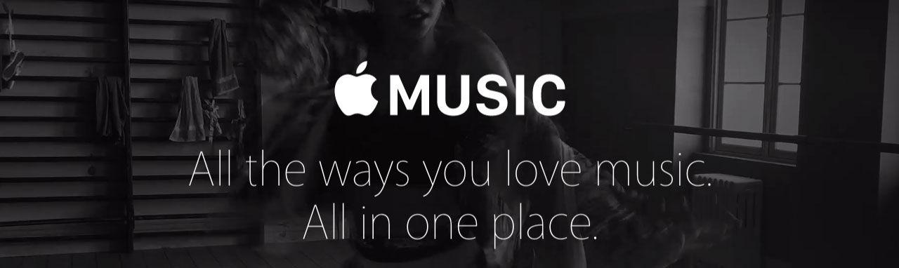 Apple Music kommer att streama musik i 256kbps