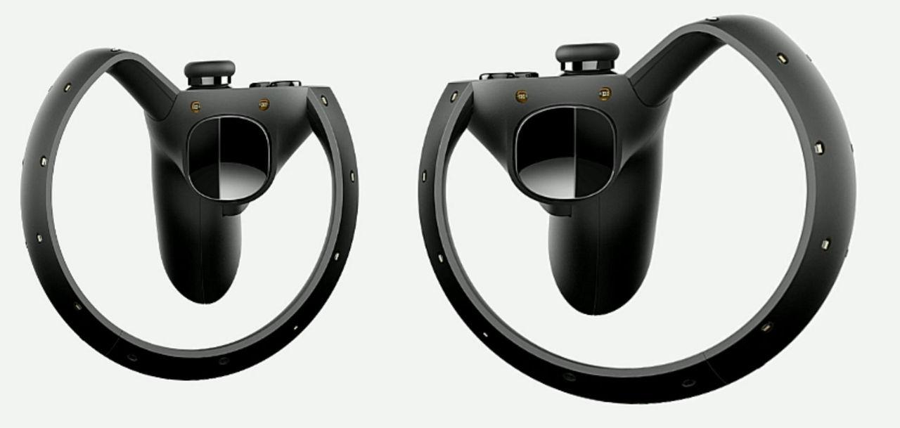 Oculus VR presenterar Oculus Touch