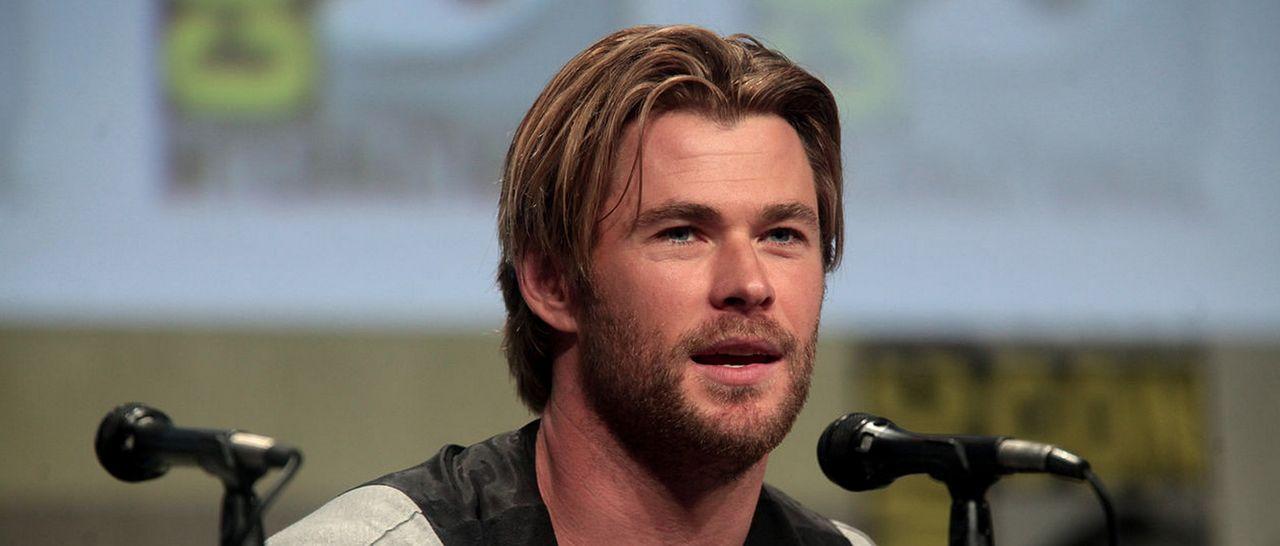 Chris Hemsworth spelar i nya Ghostbusters