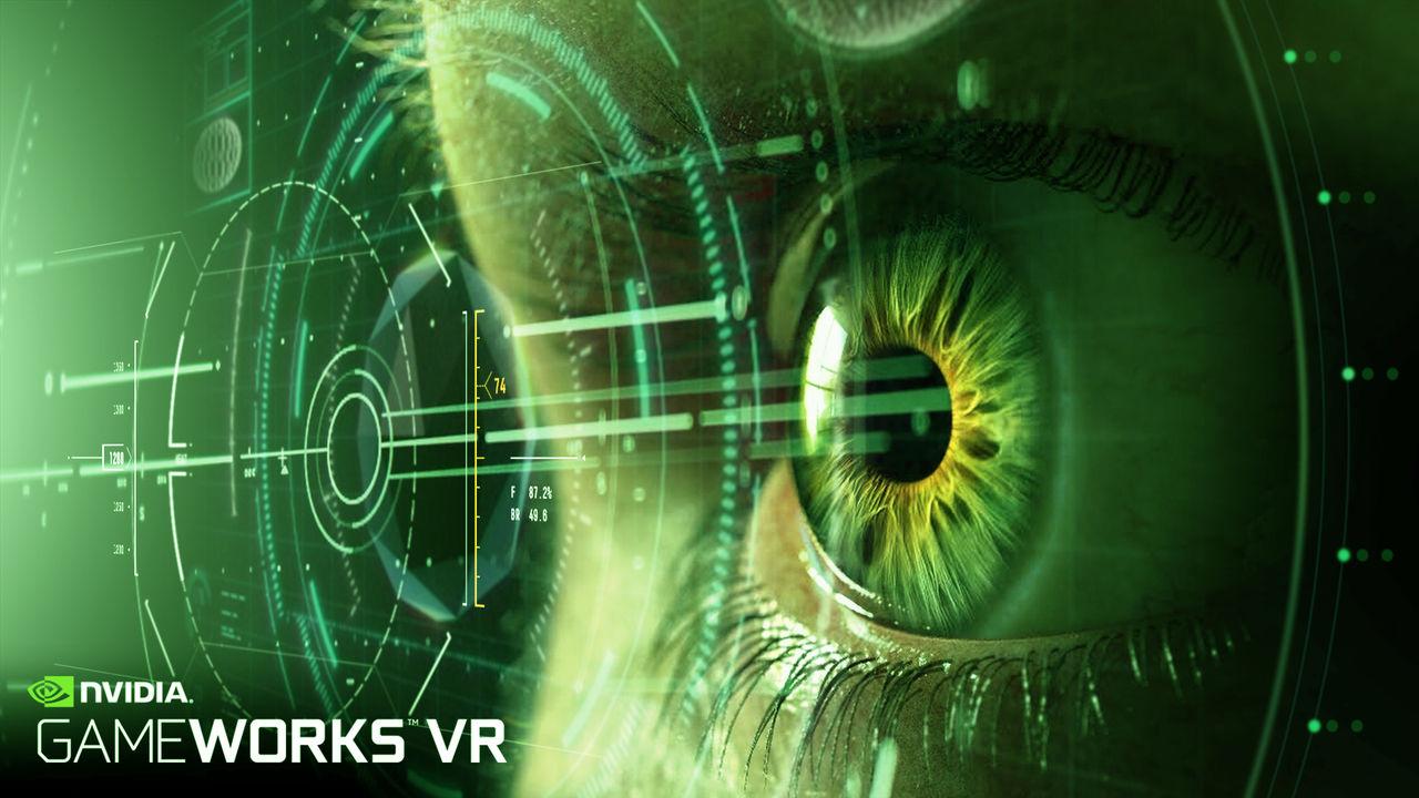 Nvidia släpper API för virtuell verklighet