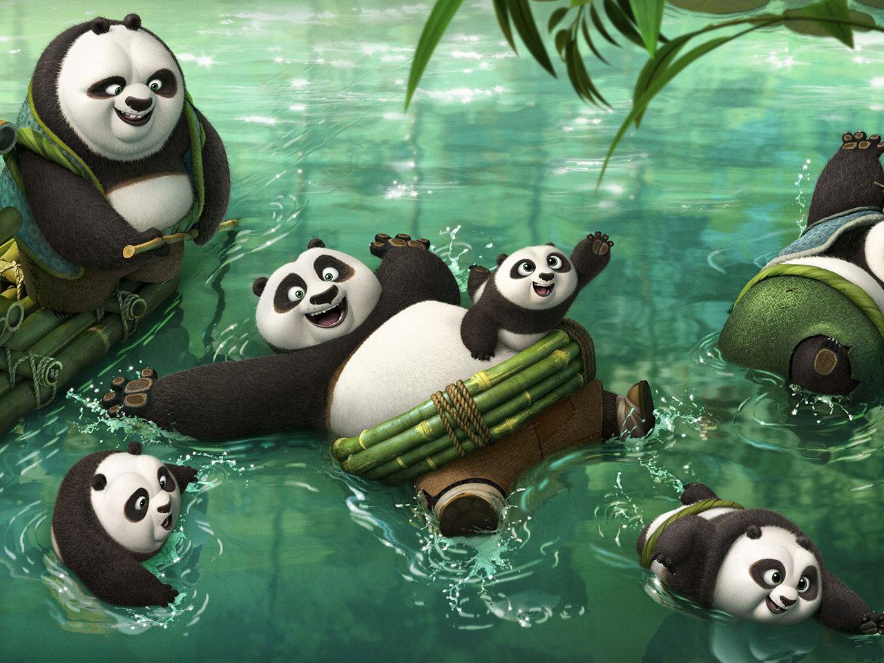 Bryan Cranston och Rebel Wilson till Kung Fu Panda 3