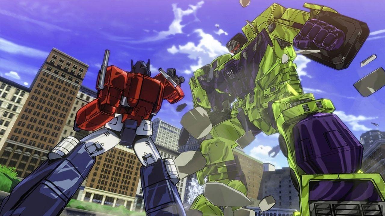 Transformers Devestation på gång