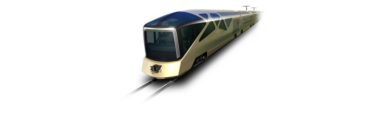 Lyxigt sovvagnståg med plats för 34 passagerare