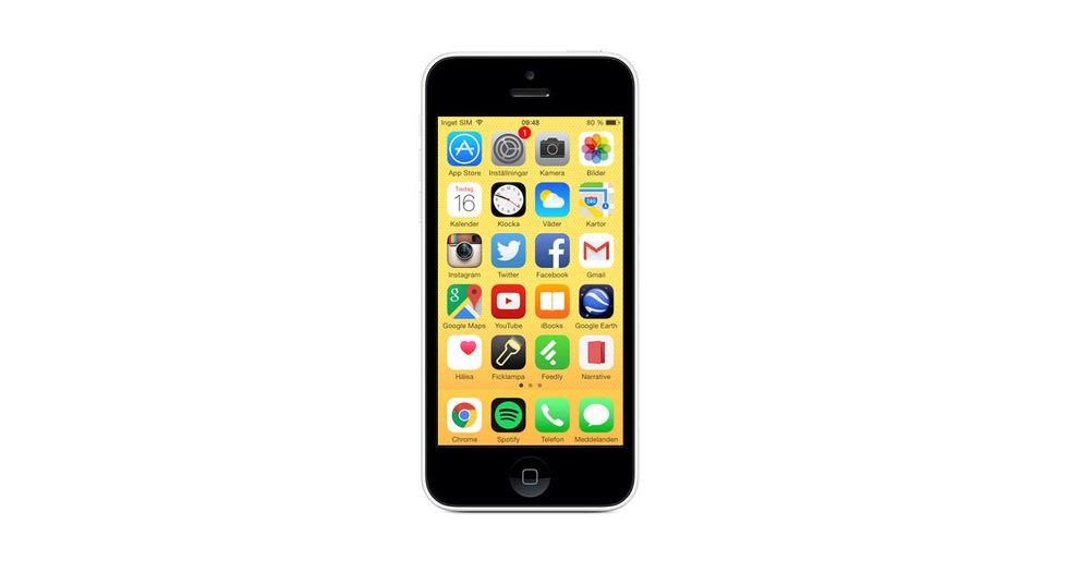 Spotify byter färg på ikonen på iOS
