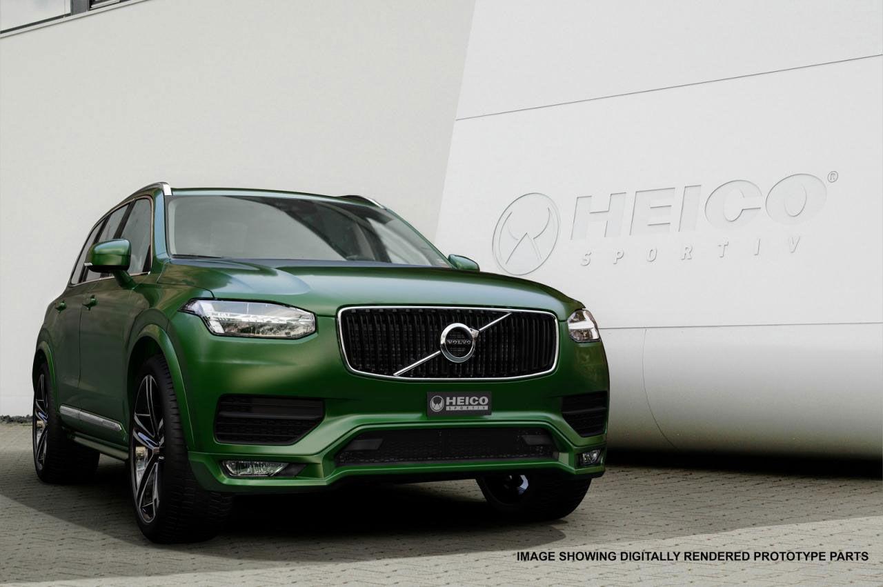 Så här tycker Heico Sportiv att nya Volvo XC90 ska se ut
