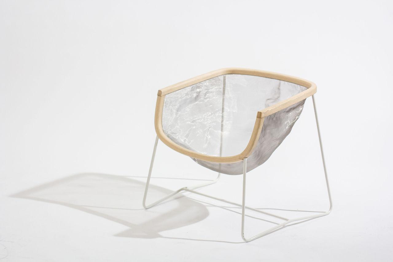 Liaison Chair - framtagen av svensk designstudent