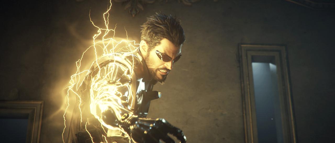 Intryck från Deus Ex: Mankind Divided