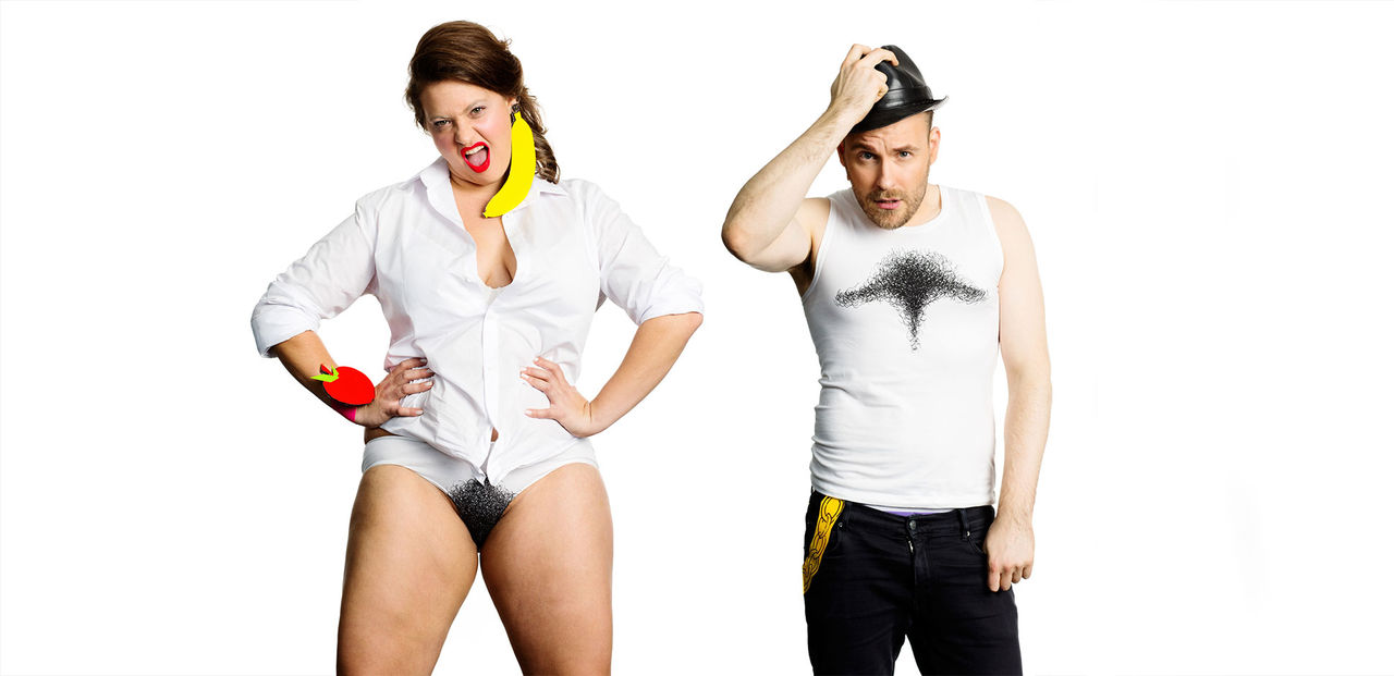 Håriga underkläder