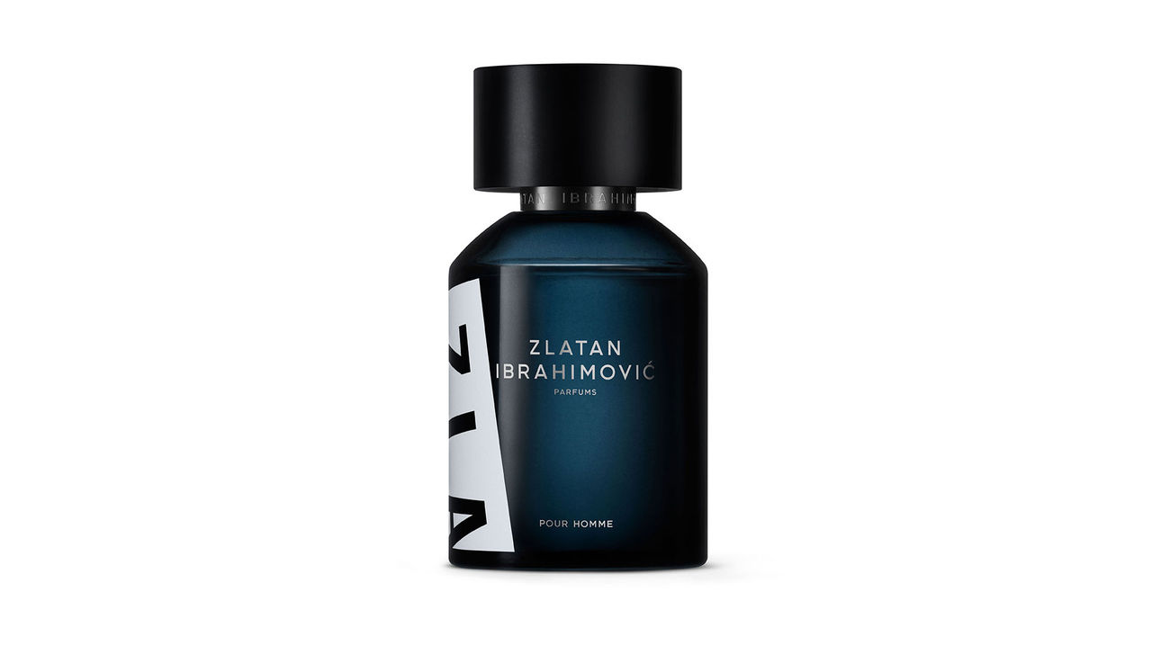 Zlatans parfym heter Zlatan