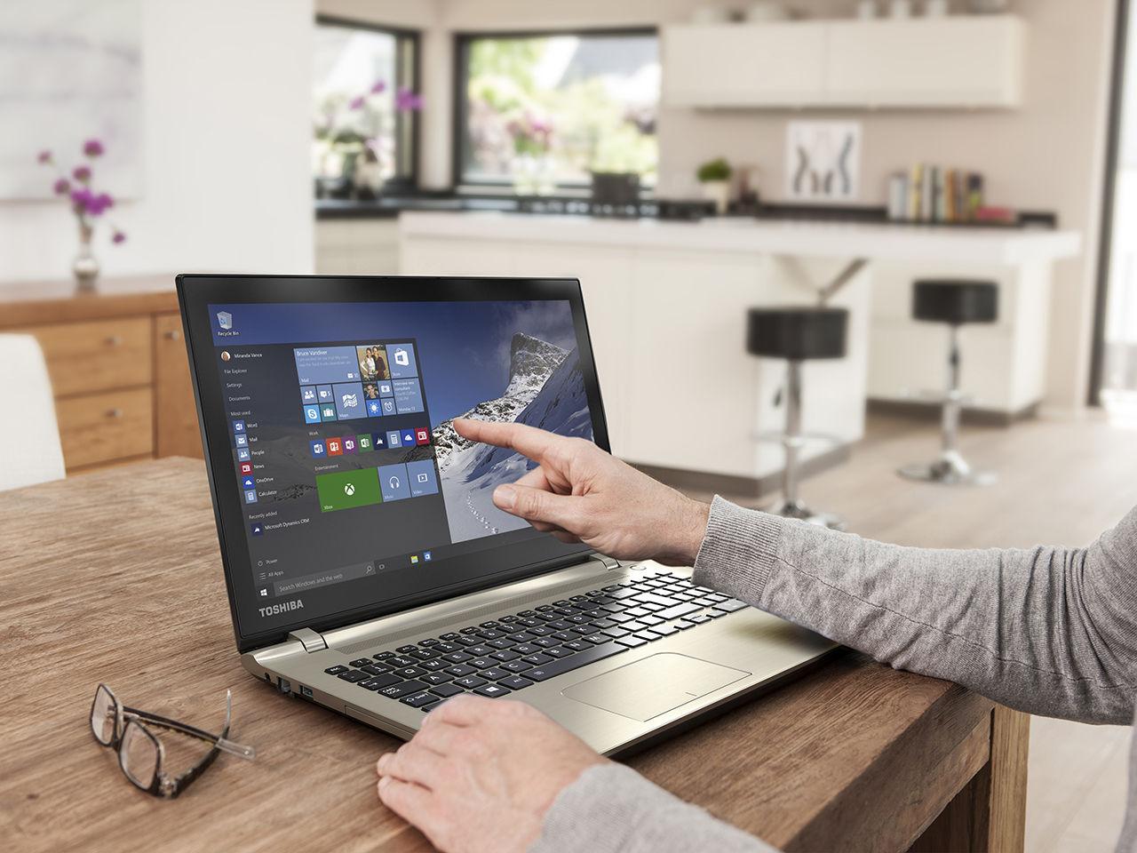 Toshiba släpper nya laptops med dedikerad Cortana-knapp