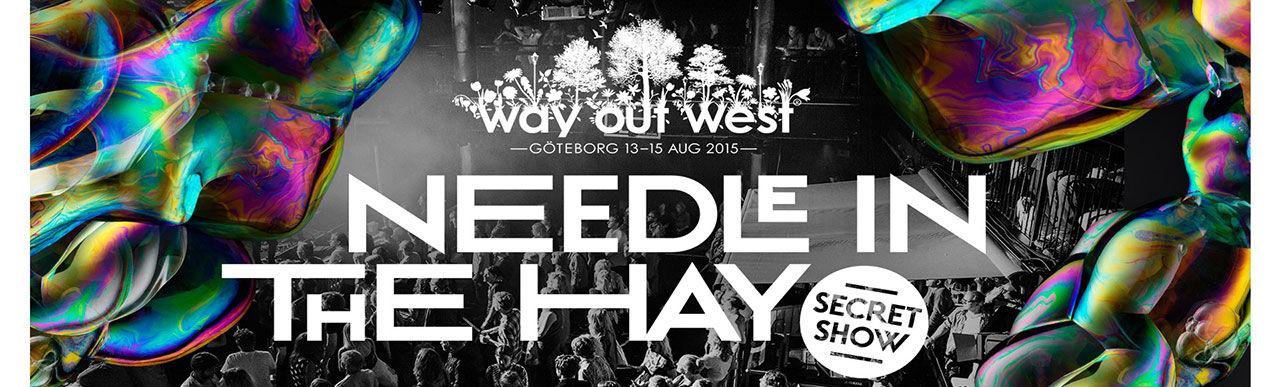 Hemlig spelning på årets Way Out West